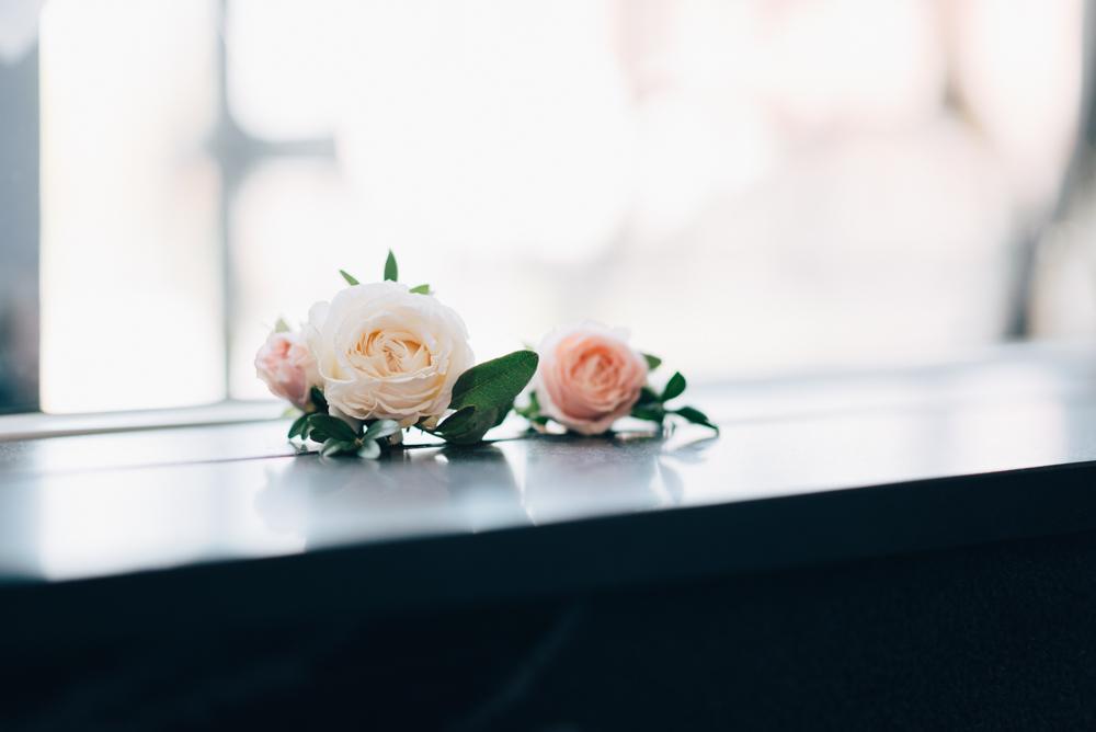 Wedding flower detail Syon Park
