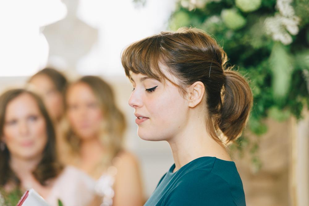 Wedding celebrant at Syon Park