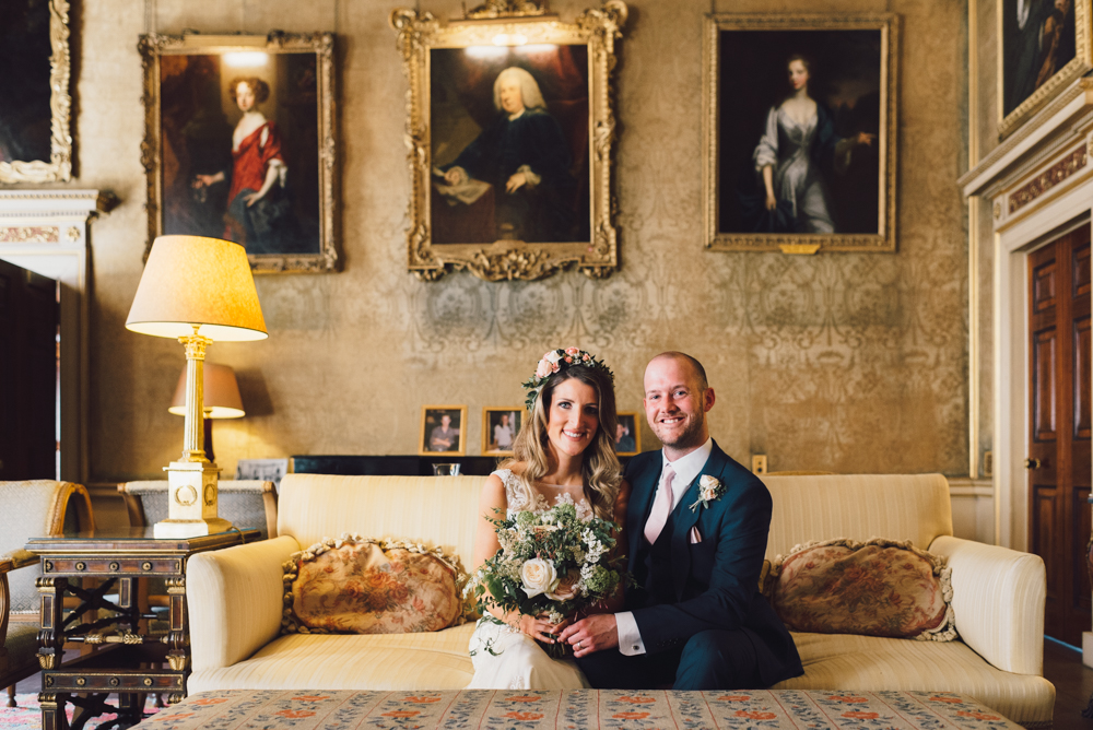 Syon House wedding ceremony