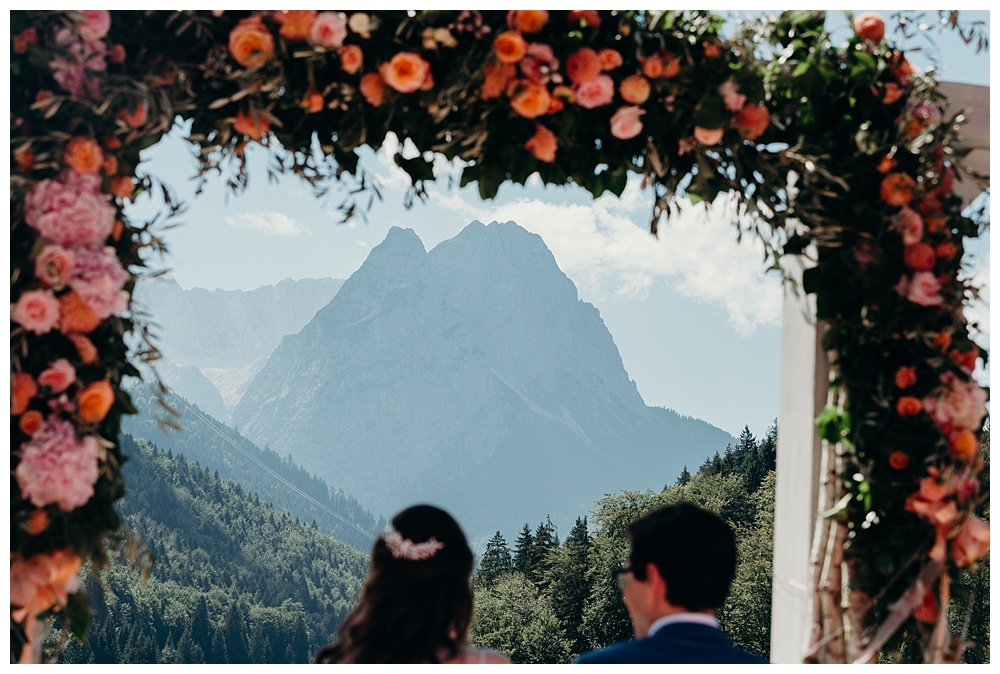 Garmisch Partenkirchen wedding photography alpine landscape