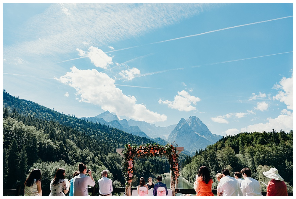 Garmisch Partenkirchen wedding photography