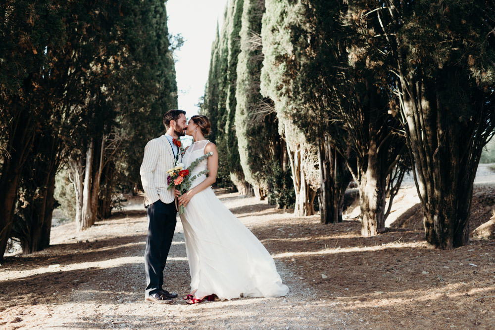 Italian destination wedding