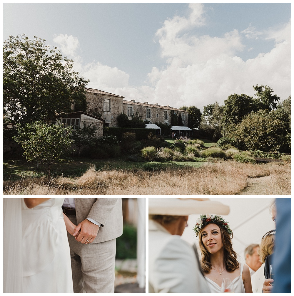 France Wedding Photographer - a view of the venue
