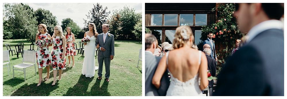Alveston Pastures Farm wedding photography.