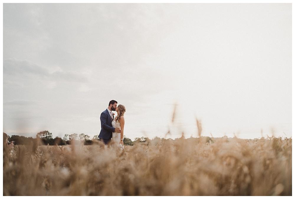 Wedding Portraits at Alveston Pastures Farm.