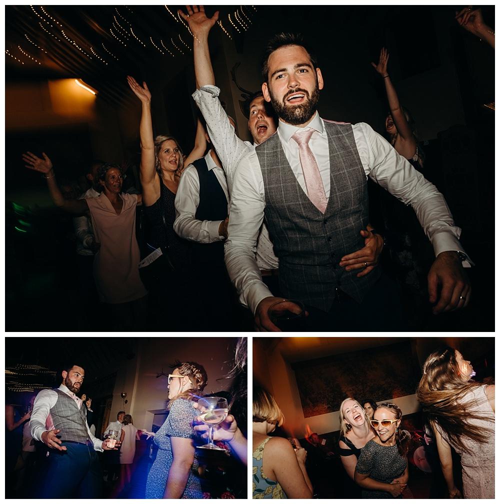 Wedding dancefloor photos.
