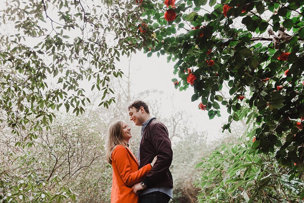 Richmond Park Couple Shoot