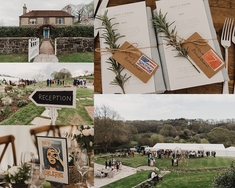 Will Patrick Photography West Sussex Garden Reception