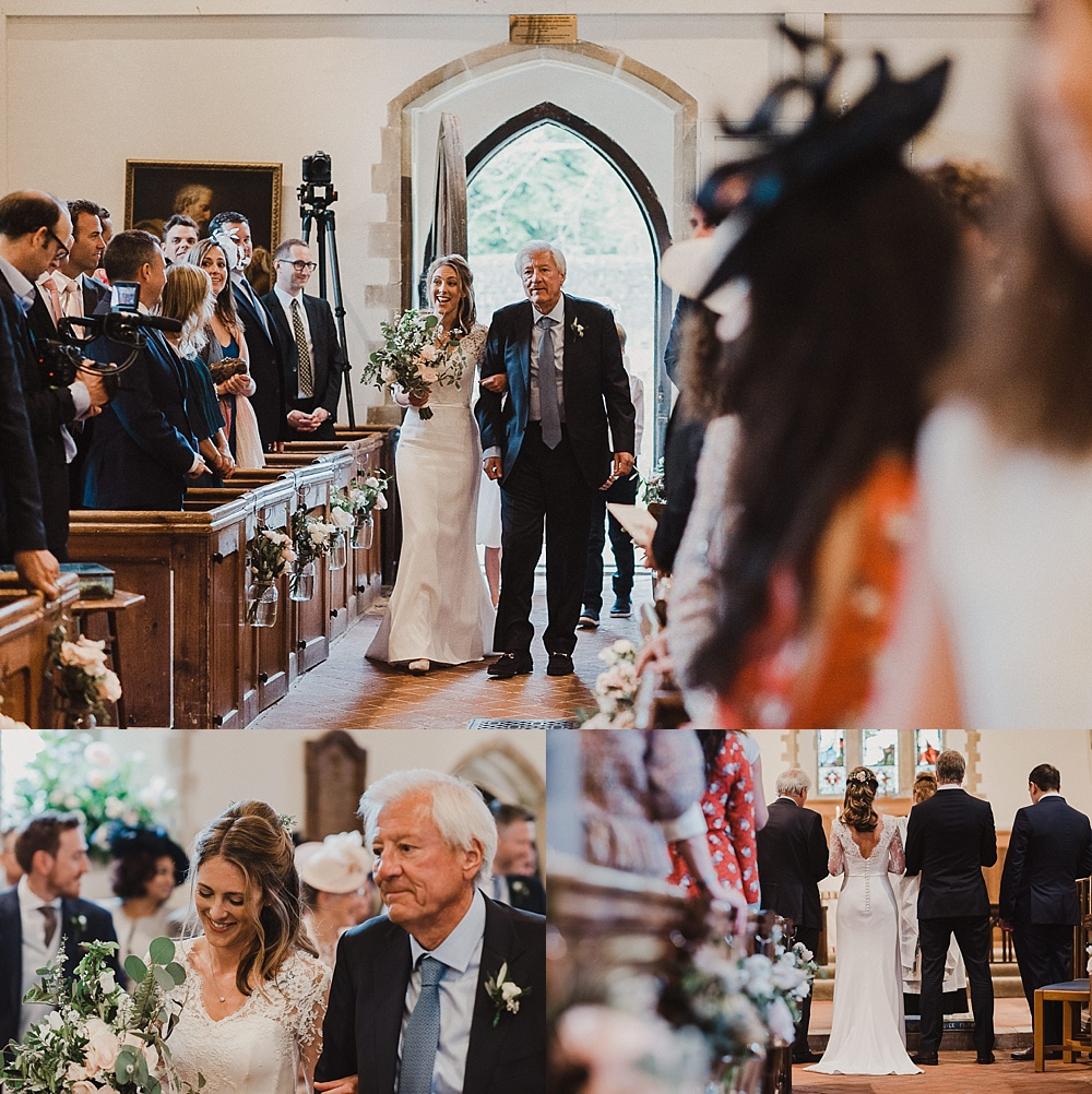 West Sussex Church Wedding