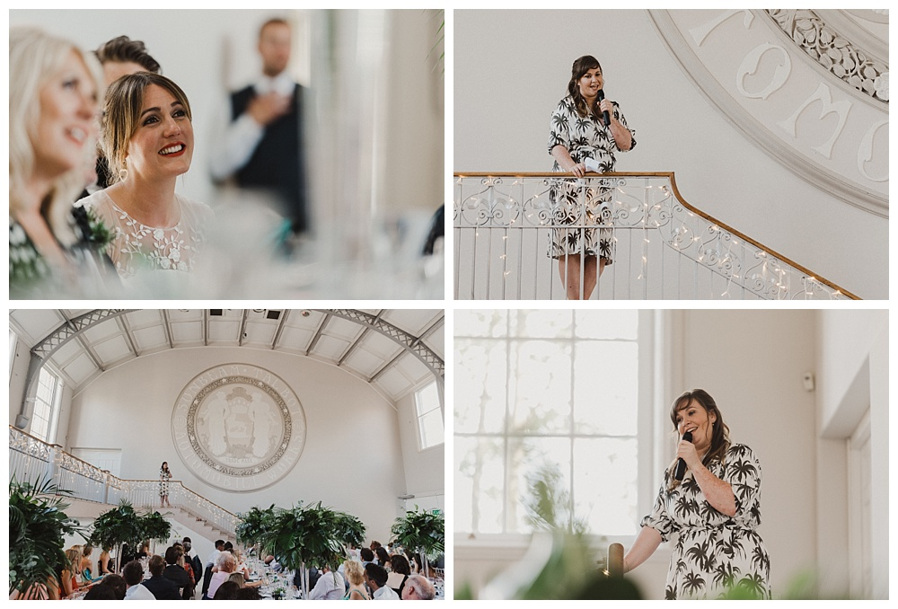 Sunbeam Studios Wedding Speeches