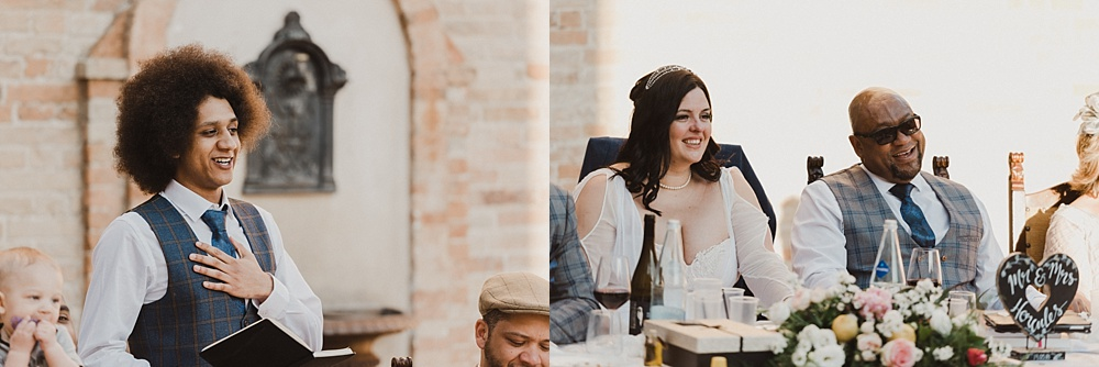Will Patrick Photography Italian Destination Wedding