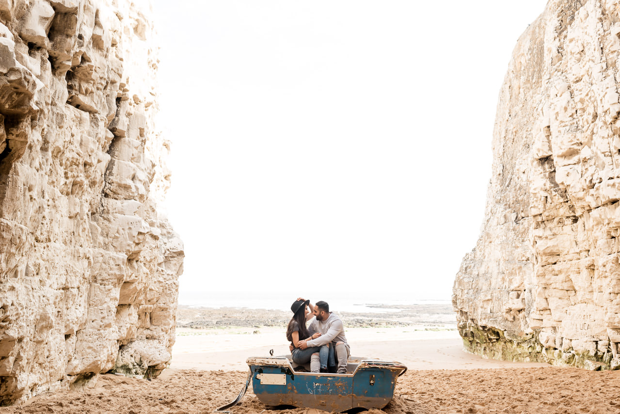 Botany Bay Engagement Shoot
